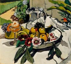 "Margaret Preston - ""Still Life,"" 1926"