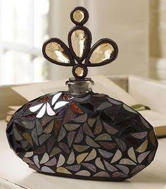 Bombay Mosaic Perfume Bottle