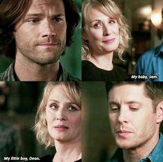 #Supernatural - Season 12 Episode 3