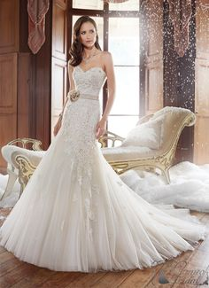 Cheap gown glove, Buy Quality gown kids directly from China dresses red Suppliers: 2016 New White Tulle Strapless Mermaid Wedding Dress Bridal Gown vestido de noiva wedding gowns Robe De Mariage casamento Bridal Dresses 2015, Used Wedding Dresses, Wedding Dress Styles, Bridal Gowns, Wedding Gowns, Lace Wedding, Dresses 2016, Bridesmaid Dresses, Prom Dresses