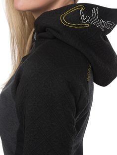 Chillaz Sarah's Hoody - Detail Hoody, Pullover, Outdoor Outfit, Climbing, Detail, Sweatshirts, Long Sleeve, Sweaters, T Shirt