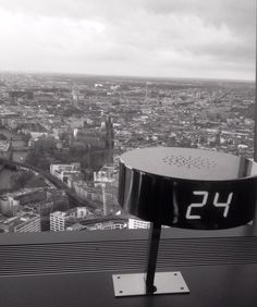 View from Berliner Fernsehturm