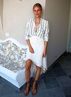 Summer. #Outfit #Conjunto #Inspiracion #estilo #AsesoramientoDeImagen #SoniaMcRorey