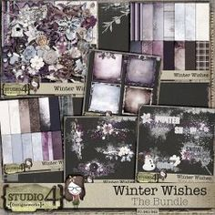 Winter Wishes - The Bundle