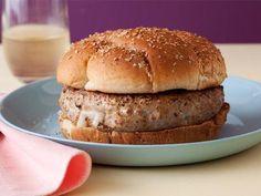 Hamburger Recipes : TURKEY BURGER RECIPES