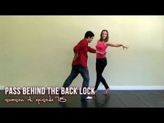 """Street Style"" Salsa Dance Move - YouTube"