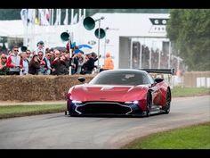 Aston Martin | Goodwood Festival of Speed 2016
