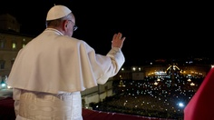 Pope Francis Elect - March 13, 2013