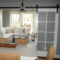 Door Idea For Dining Room Onto 4 Season Porch