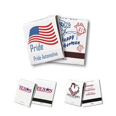 20 Strike Patriotic USA Matchbooks, #tradeshow #matches #promoproducts #advertising Promotional 20 Strike Patriotic USA Matchbooks, USA Matchbooks, Customized Patriotic Matchbooks, Promotional 20 Strike Matchbooks with 2-Color Imprints, Customized 20 Strike Matchbooks with 2-Color Imprints