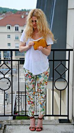 Pick some flowers | Les chroniques d'une blonde
