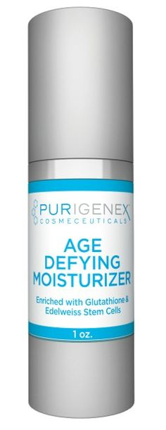 Purified Water, Organic Aloe Vera, Shea Butter, High Oleic Safflower Oil, Vegetable Glycerin, Avocado Oil, Palmitoyl Tripeptide-5, Jojoba Oil, Oligopeptide, Glutathione, Edelweiss Stem Cells, Hyaluronic Acid, Camellia Oil, Argan Oil, Glycearyl Mono Stearate, Ginger Lemongrass, MSM, Cetearyl Alcohol, Carbomer, Xanthan Gum, Phenoxyethanol, Caprylyl Glycol, Retinyl Palmitate(Vitamin A), Idebenone, Potassium Sorbate, Hexylene Glycol, Soy Lecithin, Rosemary Extract and Vitamin E Oil. No coloring