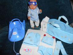 Original BABY born® ** 1 Puppe my mini baby born mit Zubehör ** 646#