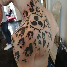 Magnificent Cursed Seal Tattoo Sasuke Cursed Seal Tattoo By Mijsasuke Devia On Anime Sasuke, Naruto Shippuden Anime, Naruto Art, Itachi Uchiha, Dope Tattoos, Anime Tattoos, Body Art Tattoos, Sleeve Tattoos, Tattoos For Guys