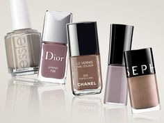 Vernis : 5 Shades of Greige