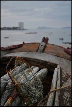 Galicia, on the Atllantic Ocean coast NW Spain
