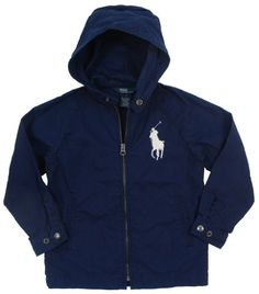 Polo Ralph Lauren Boys Big Pony Full Zip Hooded « Clothing Impulse