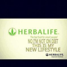 Recently became a distributor for Herbalife. I love learning about how it works and what nutrition it needs. Herbal - Life!