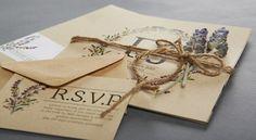 lavender wedding invitation love love love! http://nogreyinvitations.com/lindenderry-wedding-invitations/