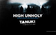 Tanuki Project - High Unholy - Free Mp3 Download - viinyl #electro #alternative #pop