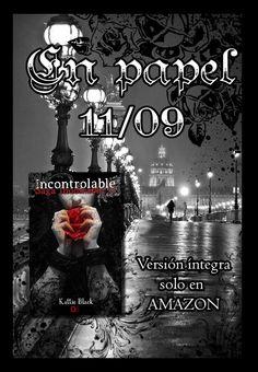 incontrolable edición en papel el 11/09