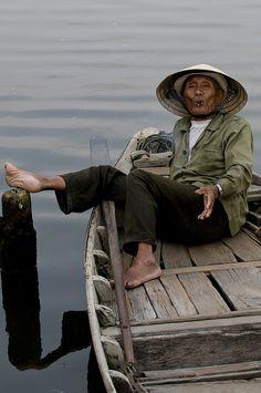 Hoi An local /Vietnam