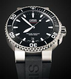 Oris | Oris Aquis Date UHREN-MAGAZIN Limited Edition | Steel | Watch database watchtime.com