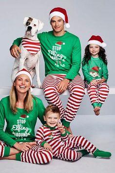 VVTS Family Christmas Pajamas Set Striped Pyjamas Set Family Look Matching Family Christmas Pajamas Navidad Family Matching Set Matching Christmas Outfits, Xmas Pjs, Family Pajama Sets, Matching Family Christmas Pajamas, Family Pjs, Kids Christmas Outfits, Holiday Pajamas, Matching Pajamas, Matching Family Outfits