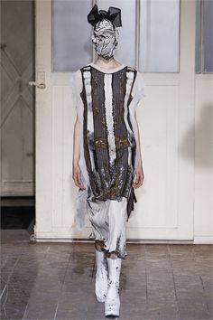 Maison Martin Margiela Haute Couture Printemps/Été 2013