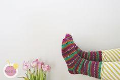 Hot Socks Paris sukat ja höyrytys |