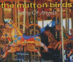 """For Sale - The Mutton Birds Envy Of Angels UK Promo  CD single (CD5 / 5"""") - See this and 250,000 other rare & vintage vinyl records, singles, LPs & CDs at http://eil.com"""