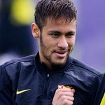 Neymar says he will finish his playing career with Santos, but will consider playing for another Brazilian club before then.