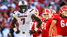 Clowney implores Falcons to trade up for him before May draft | FOX Sports on MSN