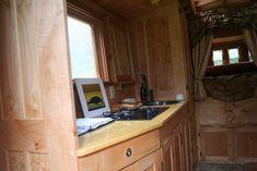 SingPeace wagon kitchen