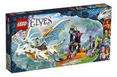 Afbeelding van LEGO Elves 41179 Koninginnendraak redding from DreamLand