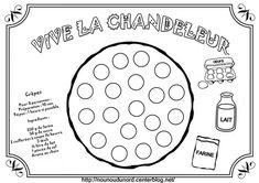 Coloriage crêpe à gommettes dessiné par nounoudunord Mardi Gras, Blog, Gifs, Nintendo, Nouvel An, Recherche Google, Lanterns, Preschool, French