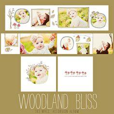Télécharger INSTANT boisé Bliss 3 x 3 WHCC Album par SnapBoutique