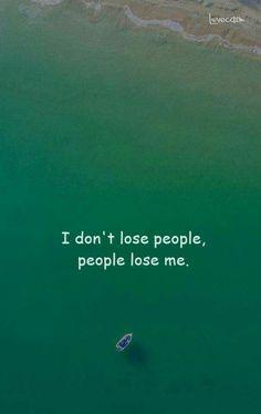 Lost People, Losing Me, My Images