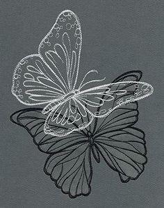 Flight & Dark Butterflies - Duo_image