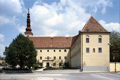 Slovakia, Trnava - Monastery of Poor Clares