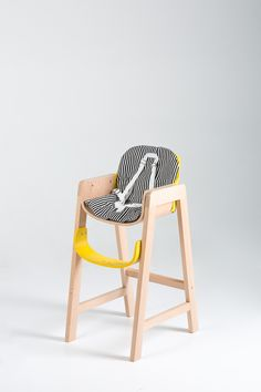 children's high chair Emma on Behance