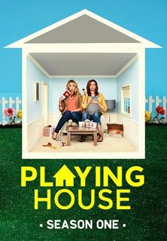 RETURNS IN 2017  -     Playing House (TV Series 2014– ) -  COMEDY