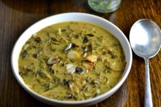 South indian kale curry