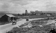 مصنع الإسمنت جنوب حيفا   كان المصنع ملكا لفلسطينيين ولبنانيين وحصة ليهود، حتى استولى عليه الصهاينة مع النكبة وحولوه لمصنع حديث للإسمنت البورتلاندي باسم مصنع نيشر  حيفا ١٩٢٠