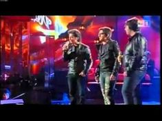 IL VOLO  The Three Young Tenors singing  IL Mondo