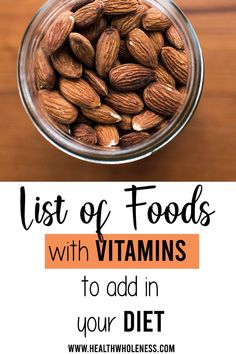 The Standard American Diet leaves much to be desired and leaves the body shortchanged on so many essential vitamins and minerals. Vitamin Rich Foods, Nutrient Rich Foods, Improve Mental Health, Good Mental Health, Health Tips, Health And Wellness, Health Fitness, Basil Health Benefits, Great Recipes