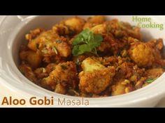 Aloo Gobi Masala   Ventuno Home Cooking