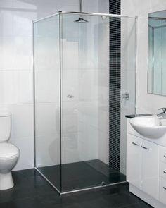 6mm Perimeter Framed Shower Screen