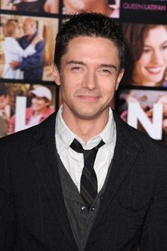 Topher Grace, looking very Chris LaRoche-ish