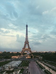 08.06.2016 // Eiffel Tower, Paris